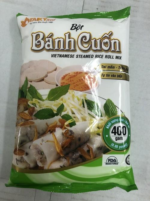 Bột Bánh Cuốn -Steamed Rice Roll Mix(400g)