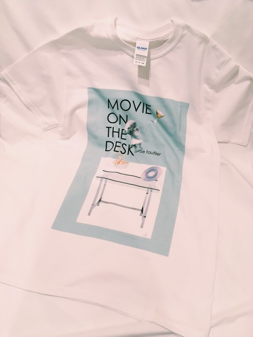 "Se faufiler - ""Movie On The Disk T-Shirts"""