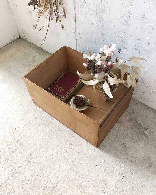 味のある木箱[古家具]