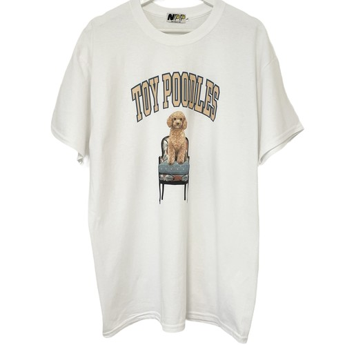 NON POLICY POP Dog T 【 TOY POODLES 】