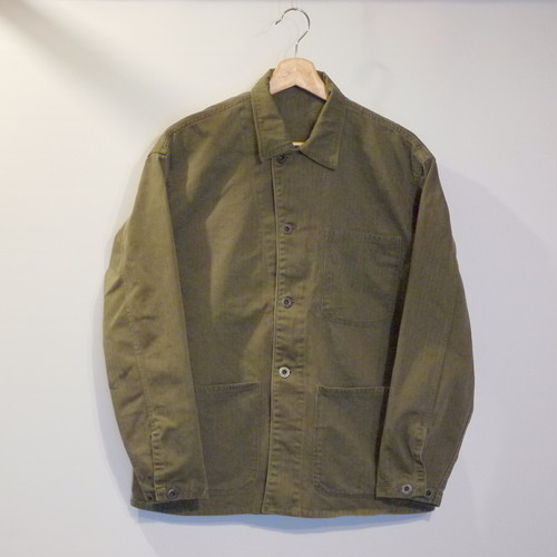 U.S.NAVY 1940's P-1941 HBT Jacket