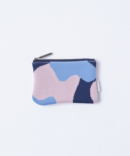 【TRICOTÉ】SKIN POUCH size S:ピンク