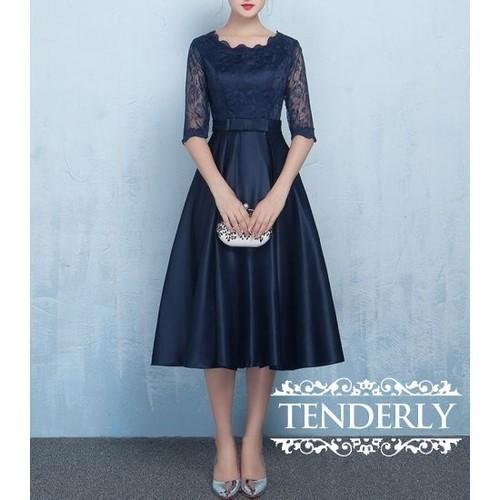 【即納・国内在庫】Medium Dress tdm186