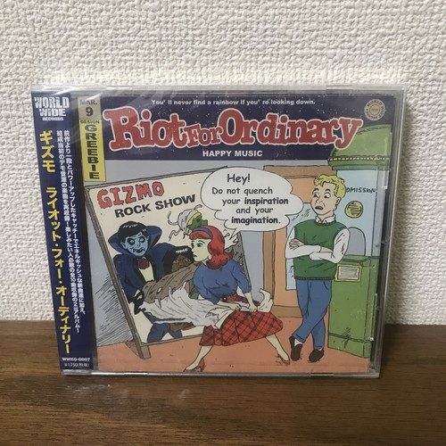 Riot For Ordinary【2nd Album】