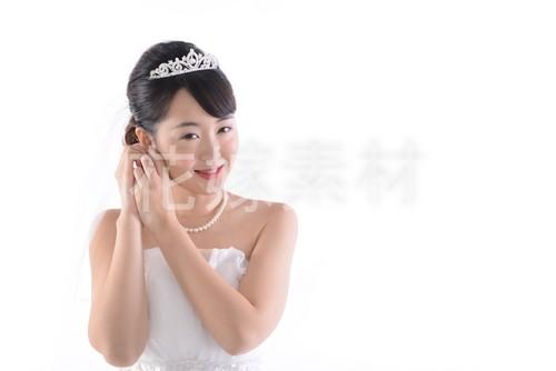 【0185】ポーズを取る花嫁