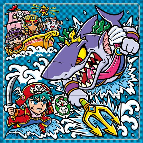 再販2:大海の戦い(9枚絵セット)