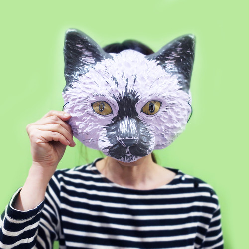 CAT MASK(Carrie)