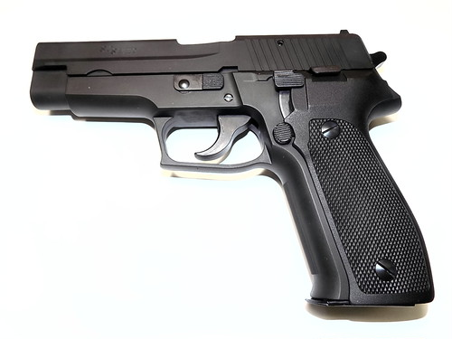 タナカ P226 EATLY MODEL HW EVOLUTION