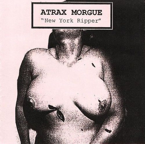 Atrax Morgue ‎– New York Ripper(CDR)USED
