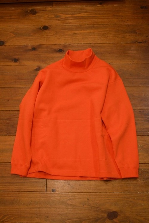 roundabout / Sweat High neck Pullover