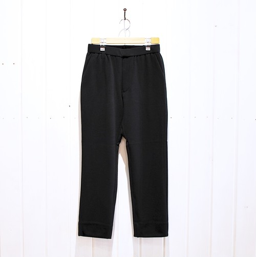 White Mountaineering TAPERED ANKLE PANTS
