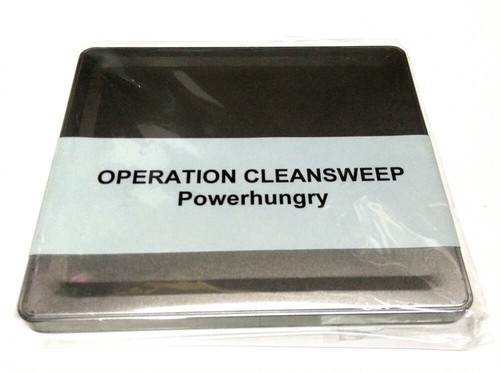 [USED][*] Operation Cleansweep - Powerhungry (1996|2007) [CD-R]