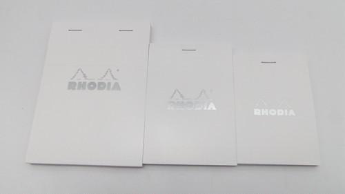ブロックロディア ホワイト NO13
