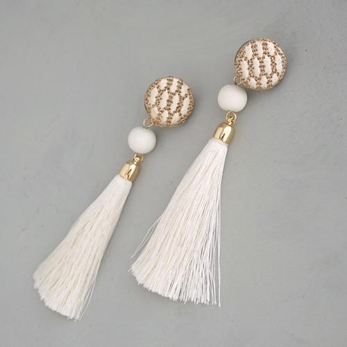 pierced earrings C-P37/earrings C-E37<gold>