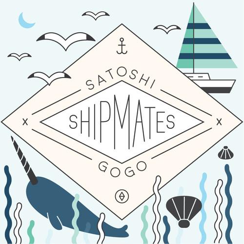 "Glowing days (from ""Shipmates"") / 単曲楽譜PDFデータ PDF score"