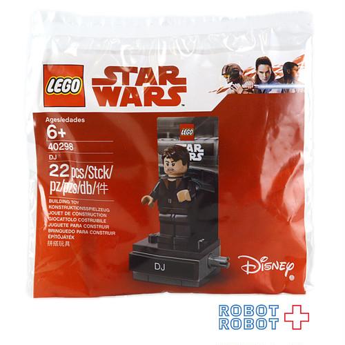 レゴ 40298 DJ スターウォーズ 最後のジェダイ ミニフィグ ポリバッグ LEGO