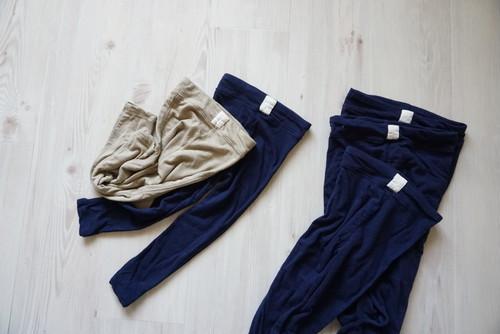 マイルド leggings