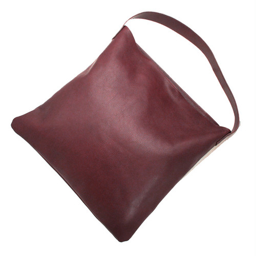 Shoulder Tote Bag/Brown