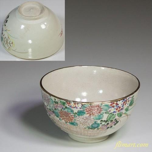 抹茶碗W6162