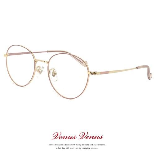 メガネ レディース ラウンド型 2383-5 レディース メンズ ユニセックス モデル 眼鏡 丸メガネ 丸眼鏡 コンビネーションフレーム
