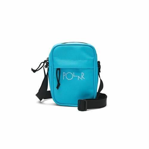 POLAR SKATE CO(ポーラー) / CORDURA MINI DEALER BAG -AQUA-