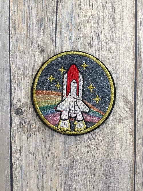 スペースシャトルワッペン