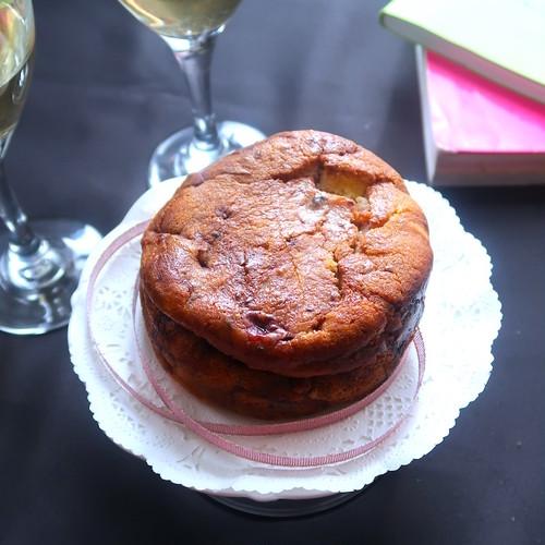 【2~3人用ミニホール】幻惑(カシスとクリームチーズ&テキーラのケーキ) <お酒を使った大人の焼き菓子>