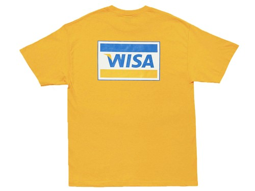 WHIMSY / WISA TEE -YELLOW-