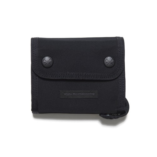 WM × PORTER WALLET - BLACK