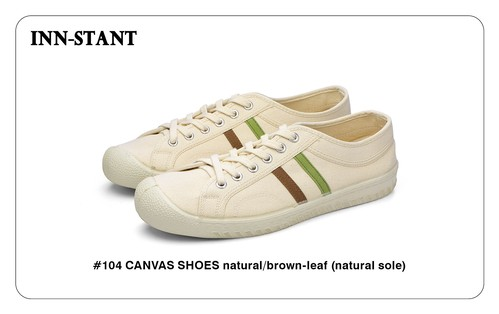 INN-STANT CANVAS SHOES #104