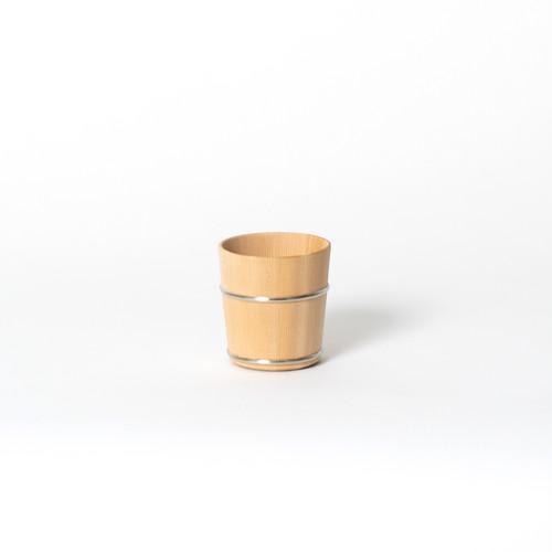 中川木工芸 椹水割りカップ