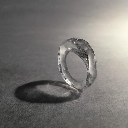 【送料無料】-Ice circle- ring