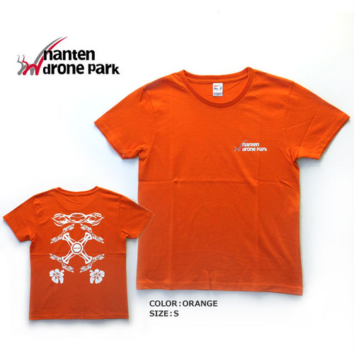 NDP限定 Drone Tribal Tシャツ