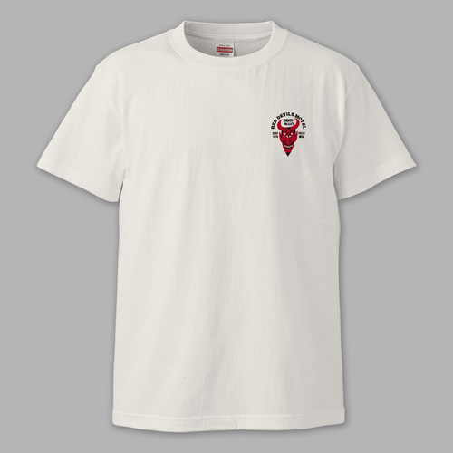 RED DEVILS MOTEL(1Point) T-shirt / Tシャツ