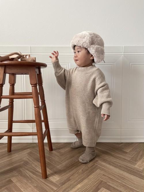 【即納】dolce knit suits | anggo (ドルチェニットスーツ/ロンパース)
