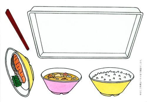 ③給食係の仕事、給食当番以外の人の過ごし方01