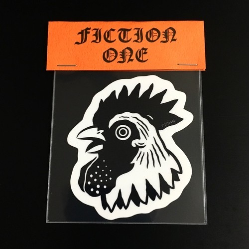 CHICKEN BOY STICKER