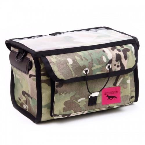 SWIFT INDUSTRIES / paloma handlebar bag (x-pac/multicam)
