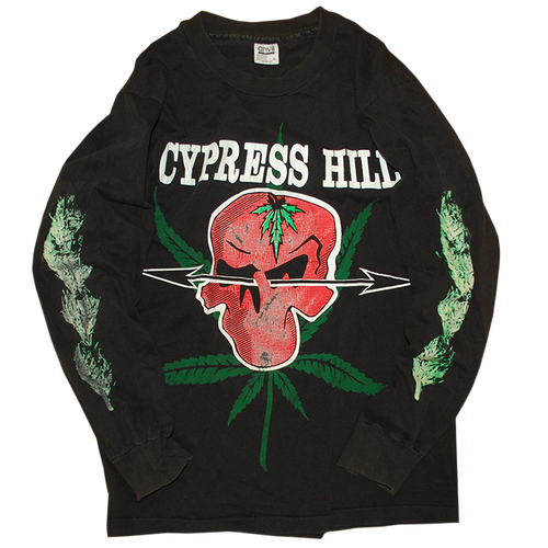 """Cypress Hill"" Vintage Rap Tee Used"