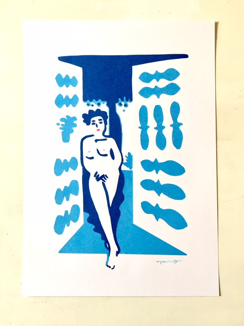 ' Santafe ' poster - Ltd.3