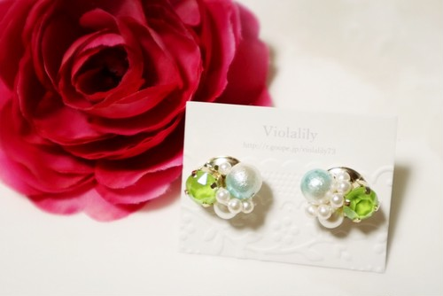 ♡Violalily jewelry♡spring