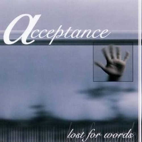 【USED】ACCEPTANCE / lost for words
