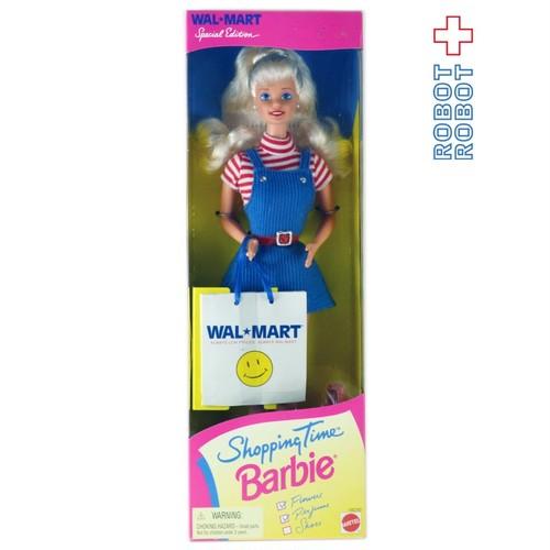 バービー WALMART限定 ショッピングタイム