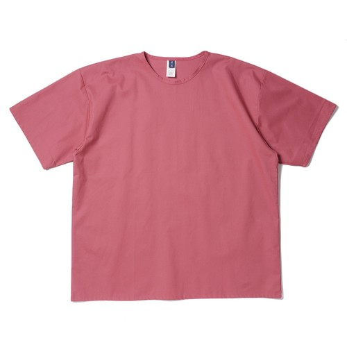 SMOKE T ONE COTTON S/S T-SH(Deep Rose)