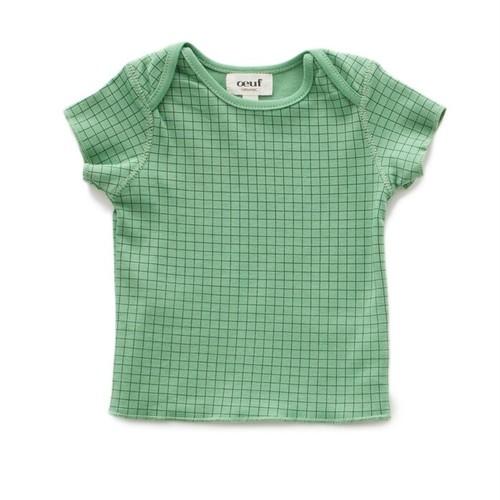 Oeuf Baby tee / green