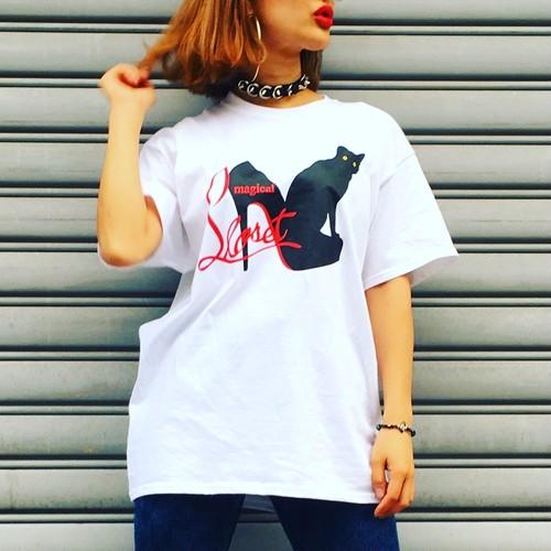 ◆魔法のクローゼット Tシャツ◆ホワイト