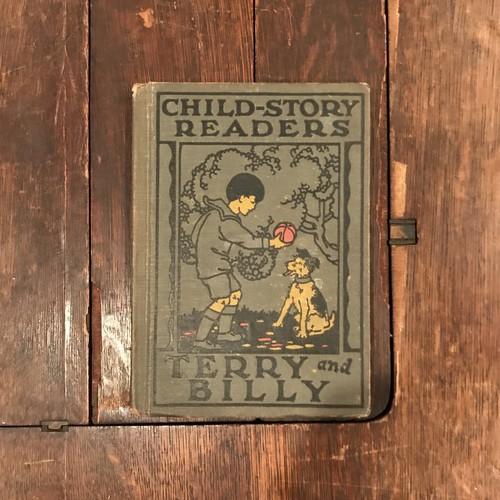 CHILD-STORY READERS / 絵・Vera Stone Norman
