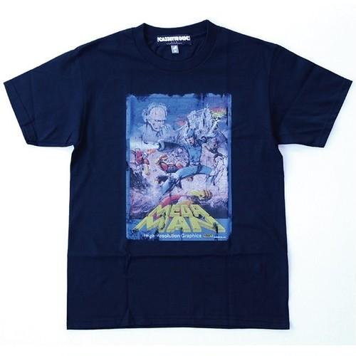MEGA MAN Tシャツ / ANIPPON.