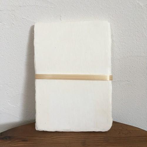 竹紙 ポストカード (20枚入り) ホワイト
