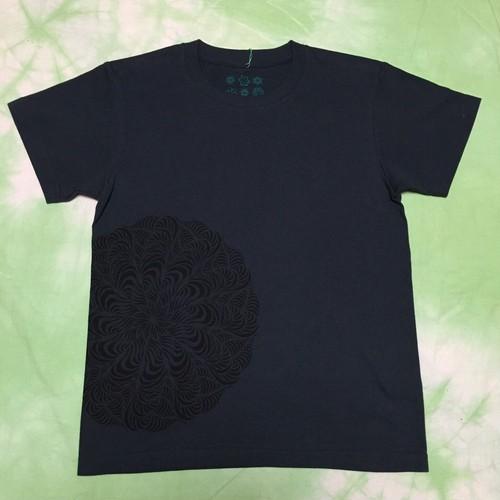Tシャツ 渦*S